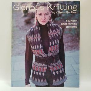 Glorious Knitting #908 Classic Elite Yarns 2007